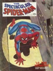 Spectacular Spider-man Magazine